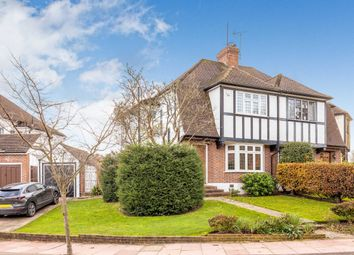 Thumbnail 3 bed semi-detached house for sale in Pickhurst Mead, Bromley, Kent