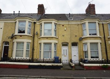 Thumbnail 3 bed terraced house for sale in Adelaide Road, Liverpool