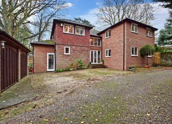 Thumbnail 4 bed detached house for sale in Linton Road, Loose, Maidstone, Kent