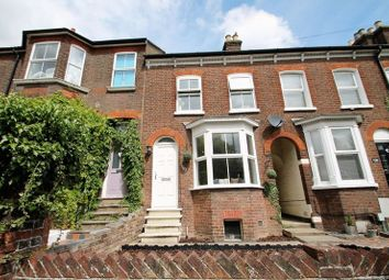 Thumbnail 2 bedroom terraced house for sale in West Street, Dunstable, Bedfordshire