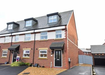 3 bed town house for sale in Wilkinson Park Drive, Leigh WN7