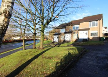 Thumbnail 1 bed flat for sale in Dougalston Road, Glasgow