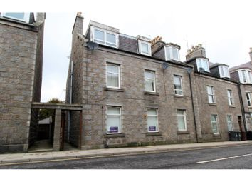 Thumbnail 1 bed flat for sale in Broomhill Road, Aberdeen