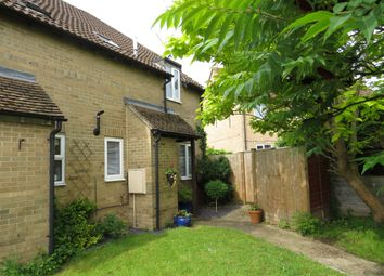 Thumbnail 1 bed end terrace house for sale in Rustington Close, Earley, Reading