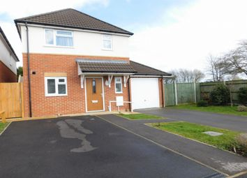 Thumbnail 3 bed detached house for sale in Tuckers Lane, Poole, Dorset