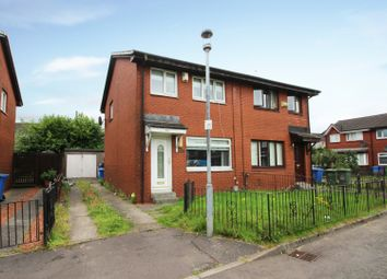 Thumbnail 3 bed semi-detached house for sale in Maukinfauld Court, Braidfauld, Glasgow, Glasgow