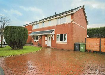 Thumbnail 3 bed semi-detached house for sale in Tarn Brook Close, Huncoat, Lancashire