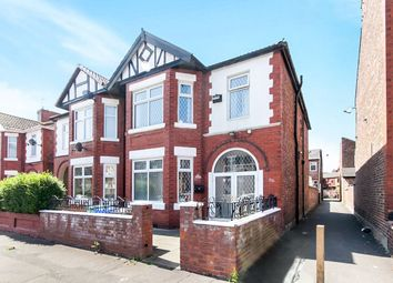 Thumbnail 4 bed semi-detached house for sale in Scarsdale Road, Manchester