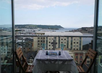 Thumbnail 2 bedroom flat to rent in Sutton View, Moon Street, Plymouth, Devon.