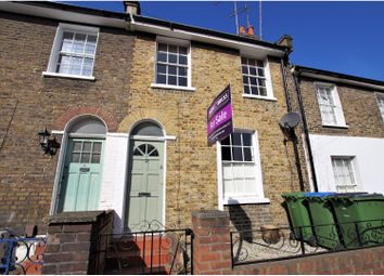 Thumbnail 2 bed terraced house for sale in Vanbrugh Hill, London