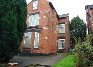 Thumbnail 1 bedroom semi-detached house to rent in Delaunays Road, Crumpsall, Manchester