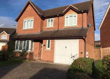 Thumbnail 4 bed detached house to rent in 20 Hazle Close, Ledbury, Herefordshire