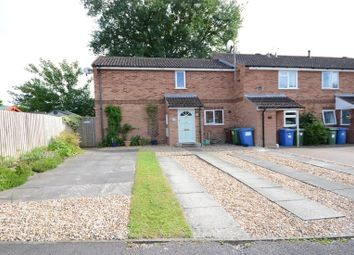 Thumbnail 2 bed end terrace house to rent in Isis Way, Sandhurst