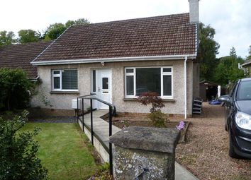 Thumbnail 2 bed bungalow to rent in Castleroy Crescent, Broughty Ferry, Dundee