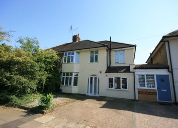 Thumbnail 6 bed semi-detached house for sale in Winchester Road, Northampton