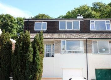 Thumbnail 4 bed semi-detached house for sale in Copse Road, Plymouth, Devon