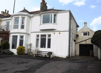 Thumbnail 3 bed flat for sale in Eglinton Road, Ardrossan