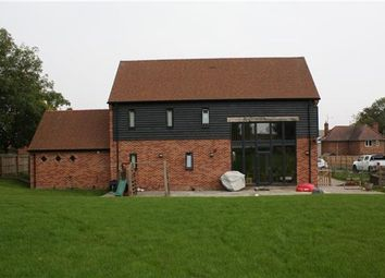 Thumbnail 4 bed detached house to rent in Chandlers, Spaldwick, Huntingdon