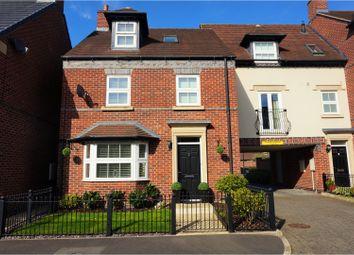 Thumbnail 4 bed link-detached house for sale in Partington Square, Runcorn
