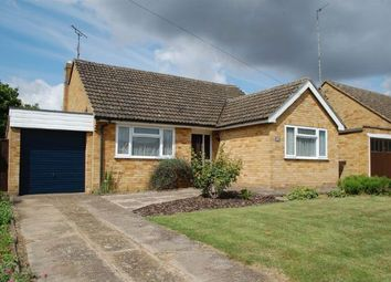Thumbnail 3 bedroom detached bungalow for sale in Carrs Way, Harpole, Northampton