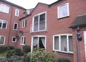 Thumbnail 1 bed flat to rent in St Chads Court, Lichfield