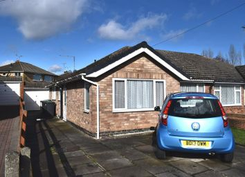 Thumbnail 2 bed semi-detached bungalow for sale in Hayes Green Road, Bedworth