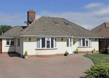 Thumbnail 5 bed bungalow for sale in Crossmead Avenue, New Milton