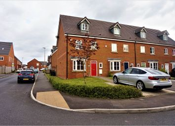 Thumbnail 4 bed semi-detached house for sale in Hartley Way, Wigan