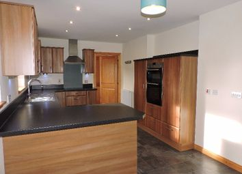Thumbnail 4 bed detached house to rent in Beechcroft Gardens, Insch, Aberdeenshire