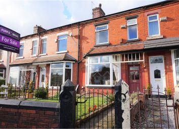 Thumbnail 3 bed terraced house for sale in Moston Lane East, Manchester