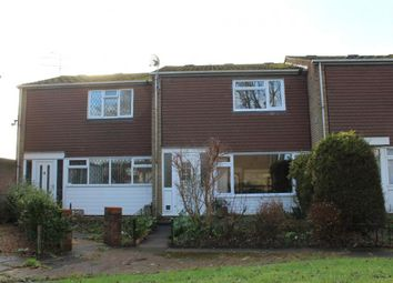 Thumbnail 2 bed terraced house for sale in Carmarthen Close, Farnborough