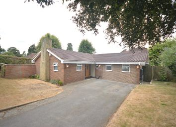 Thumbnail 4 bed detached bungalow for sale in Longdown Road, Epsom