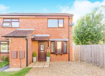Thumbnail 2 bed terraced house for sale in Chillenden Court, Totton, Southampton