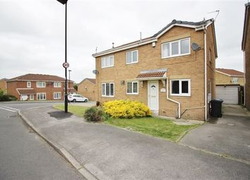 Thumbnail 3 bed semi-detached house for sale in Downlands Avenue, High Green, Sheffield