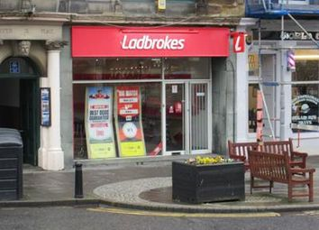 Thumbnail Commercial property for sale in Ladbrokes, 3 Oliver Place, Hawick