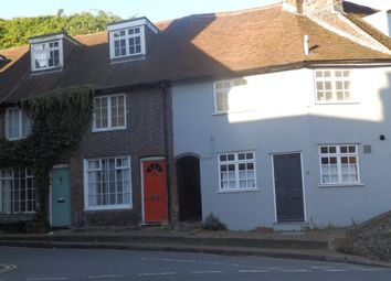 Thumbnail 2 bedroom terraced house to rent in Mount Place, Lewes