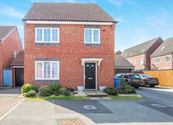 Thumbnail 3 bed detached house to rent in Fitzwilliam Place, Mickleover