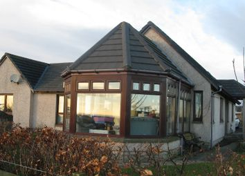 Thumbnail 3 bed detached house to rent in Carmyllie, Arbroath, Angus