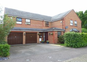 Thumbnail 4 bedroom detached house to rent in Holst Crescent, Old Farm Park, Milton Keynes