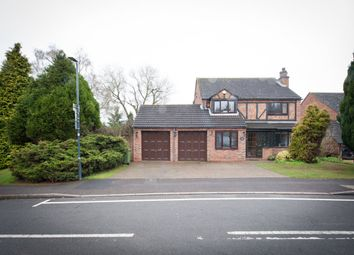 Thumbnail 4 bed detached house for sale in Sandpits Close, Curdworth, Sutton Coldfield