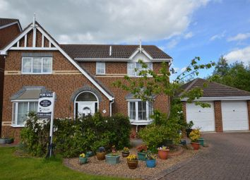 Thumbnail 5 bedroom detached house for sale in Allerburn Lea, Alnwick