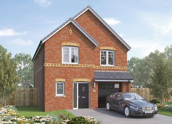 "Thumbnail 4 bed detached house for sale in ""The Ashbury"" at Greaves Lane, Stannington, Sheffield"