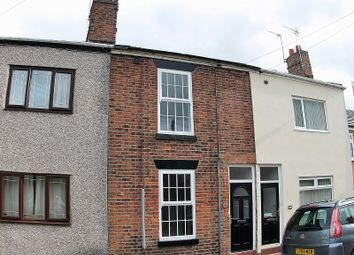 Thumbnail 2 bed terraced house for sale in Oakwood Lane, Barnton, Northwich, Cheshire.