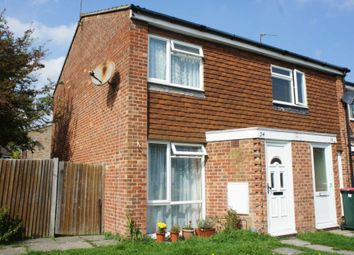 Thumbnail 2 bed property to rent in Ashkeys, Southgate, Crawley