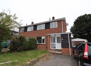 Meadow Court Close, Winton, Bournemouth BH9. 3 bed semi-detached house