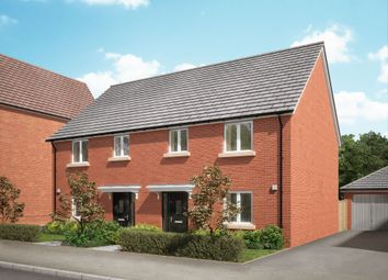 "Thumbnail 3 bed detached house for sale in ""The Beech"" at Hyde End Road, Shinfield, Reading"