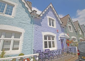 Thumbnail 2 bed terraced house for sale in Hotham Place, Millbridge, Plymouth