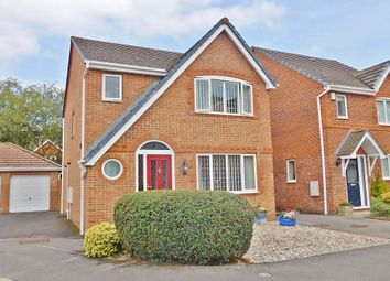 Branewick Close, Titchfield, Fareham PO15. 3 bed link-detached house