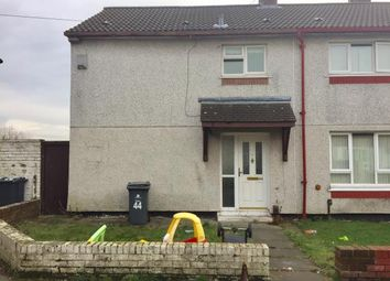 Thumbnail 2 bed end terrace house for sale in 44 Warrenhouse Road, Kirkby, Liverpool