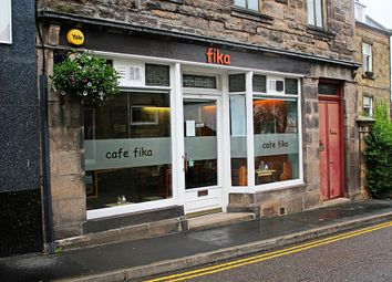 Thumbnail Restaurant/cafe for sale in Cafe Fika, 13 Tolbooth Street, Forres